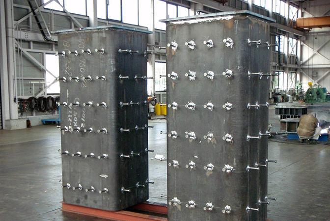 鋼構造物工事